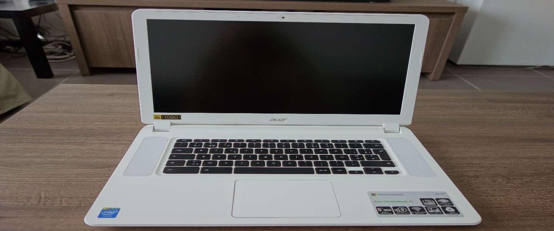REVIEW: Acer Chromebook 15
