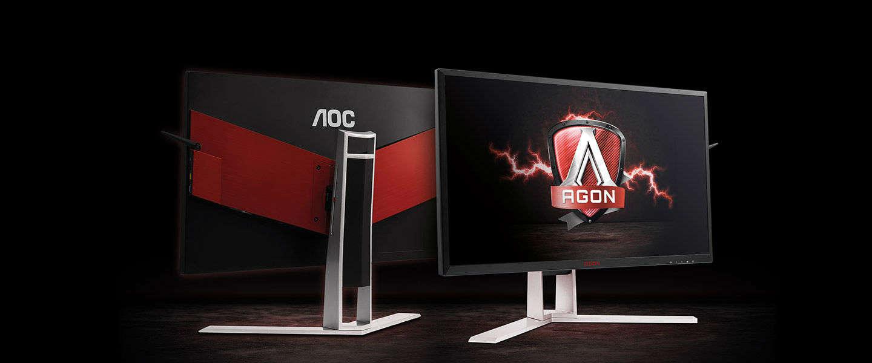 Review: AOC Agon AG241QX Gaming monitor