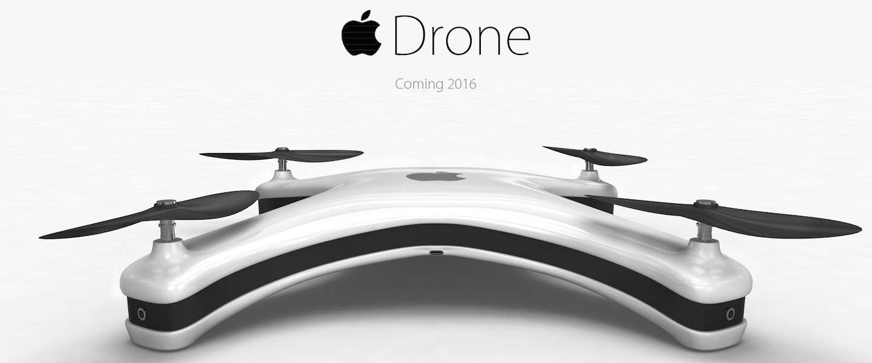 Wat als Apple een drone zou maken?