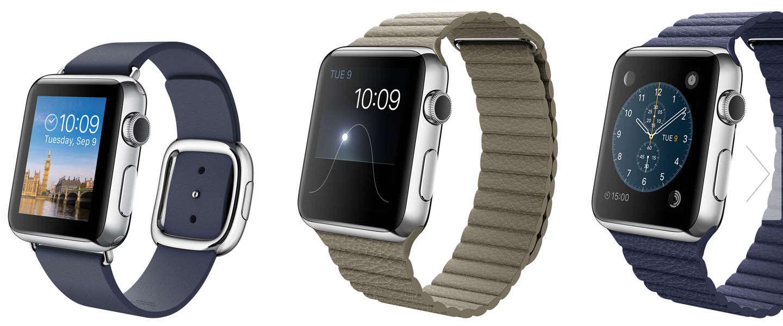 Meer Apple Watches verkocht in 1 dag, dan Android Wear devices in 1 jaar