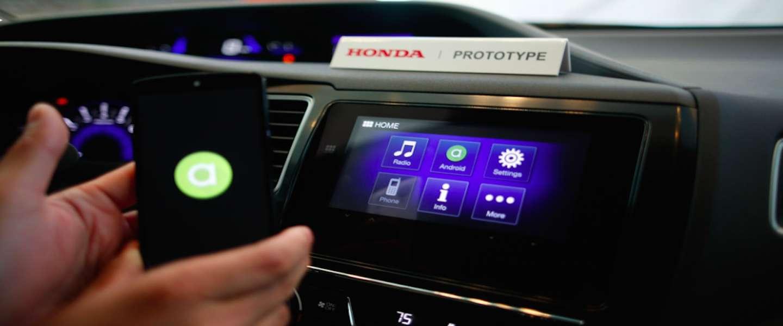 Android Auto beschikbaar in Google Play