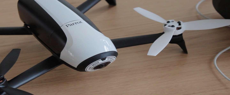 Drone review: Parrot Bebop 2