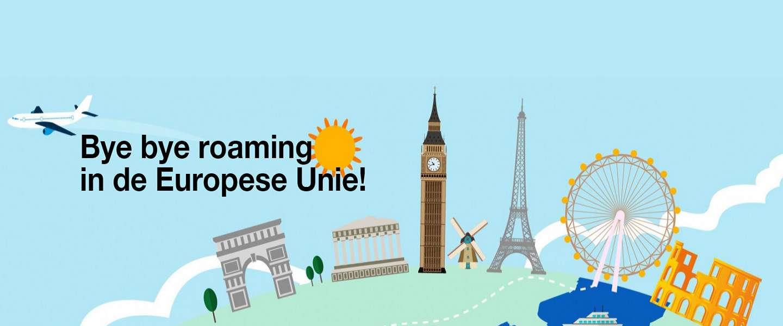 Orange: Bye bye roaming in de Europese Unie!