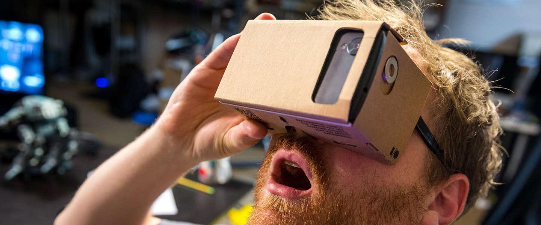 De 9 tofste VR-apps voor jouw Cardboard