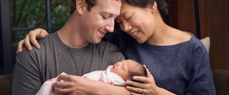 Mark Zuckerberg gaat 99% van zijn aandelen doneren aan het goede doel