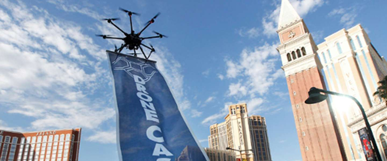 Dronevertising!
