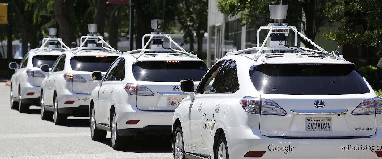 Europa zit niet te wachten op zelfrijdende auto