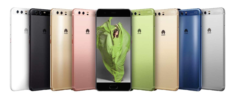 Huawei P10 en P10 Plus officieel gepresenteerd