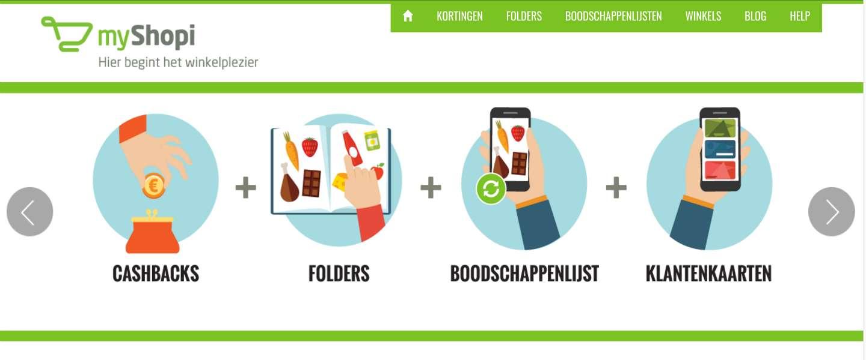 Verander de manier waarop je boodschappen doet met MyShopi