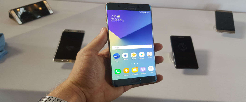 Hands-on: Samsung Galaxy Note7
