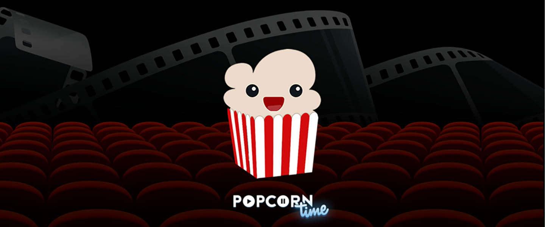 1 jaar Popcorn Time