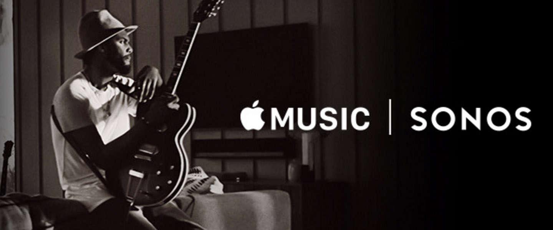 Apple Music vanaf 15 december op Sonos