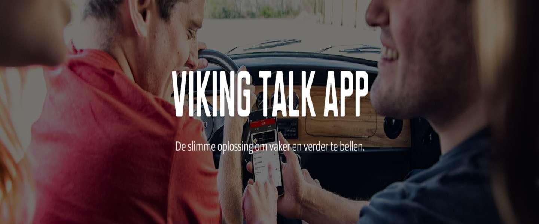 Iedereen belt nu goedkoper via Viking Talk