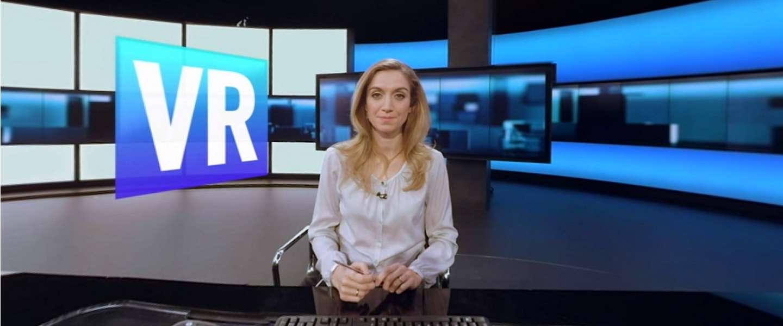 VRT Journaal in Virtual Reality