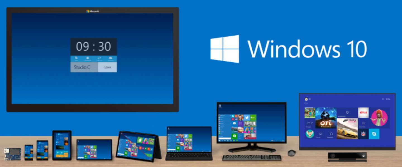 Windows 10: eerste grote update is nu beschikbaar