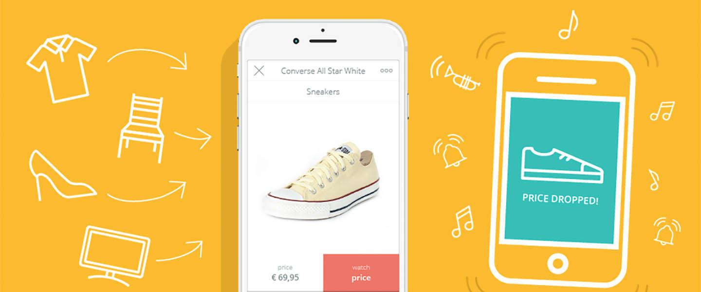 Yellowbag: app trackt korting op je favoriete producten...