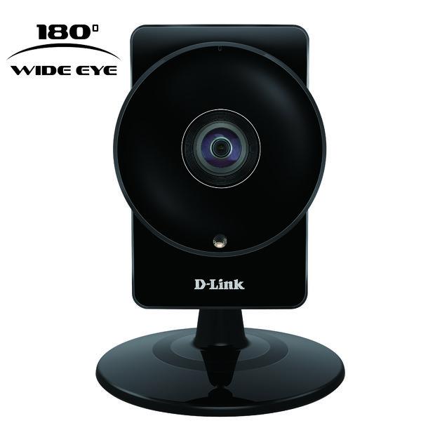 D-Link - Wide Eye Camera