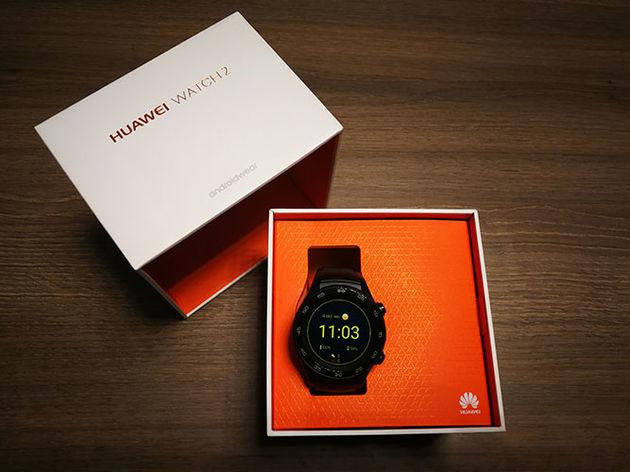Huawei Watch 2 doos