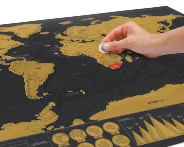 kraskaart-wereld