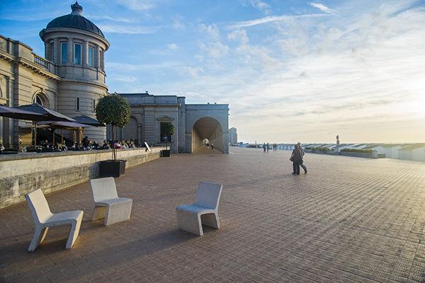 Oostende foto