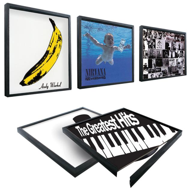 vinyl-lijsten