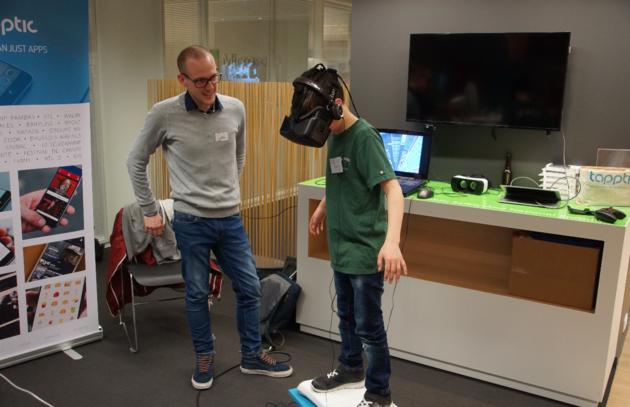 VR-community