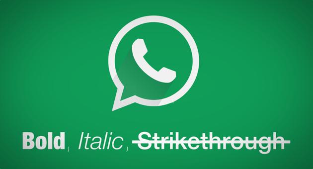 WhatsApp-bold-italic-strikethrough