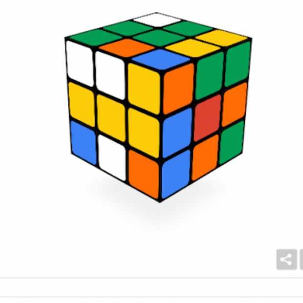 40 jaar Rubiks cube: Een werkende versie op Google