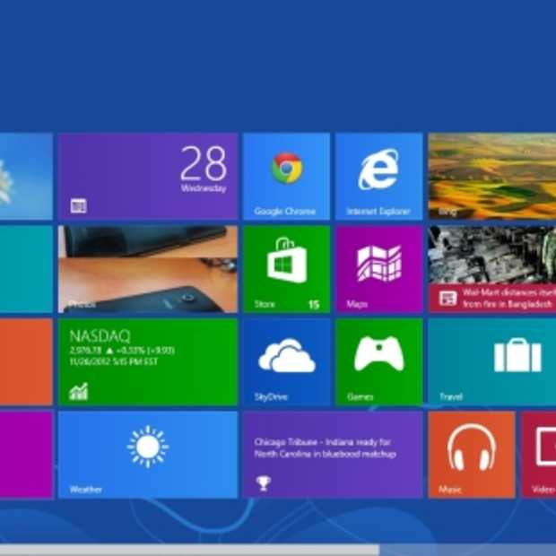 6 maanden na Windows 8: 100 miljoen verkochte lincenties en 250 gedownloade apps