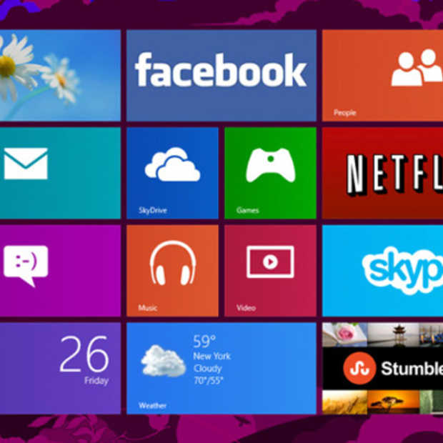 75.000 apps voor Windows Phone en 35.000 voor Windows 8