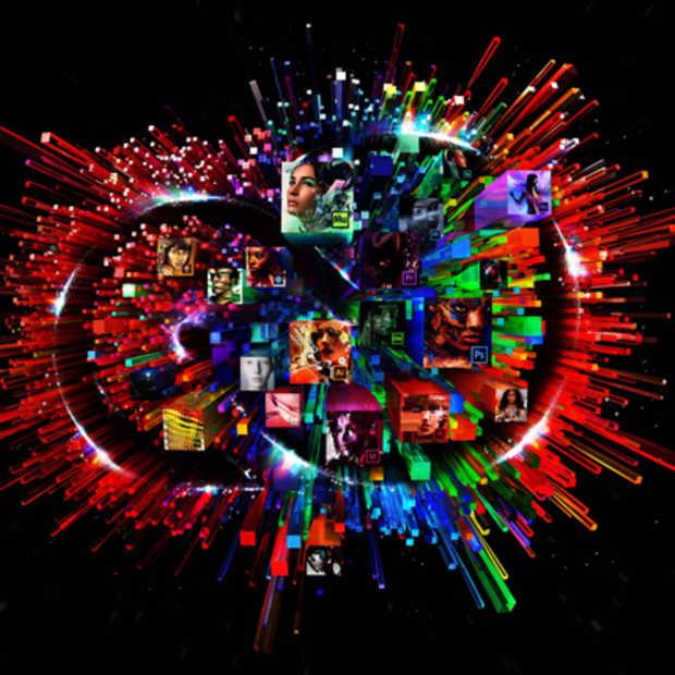 Adobe lanceert haar eerder aangekondigde Creative Cloud