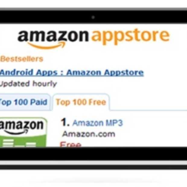 Amazon App Store vs. Apple App Store: geen verwarrende reclame