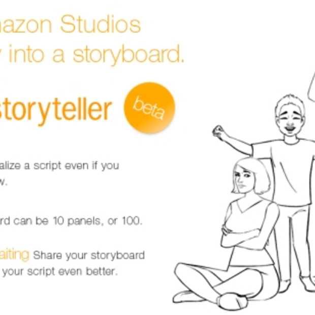 Amazon lanceert Storyteller: visualiseer 'automagisch' een script