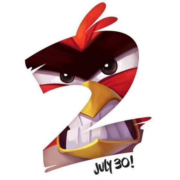 Angry Birds 2 komt op 30 juli beschikbaar
