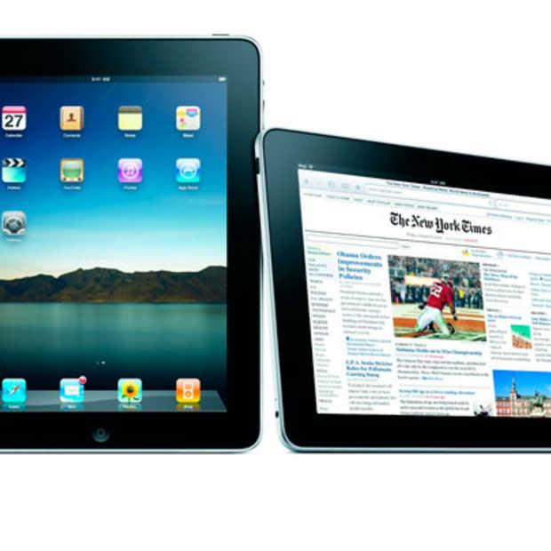Apple van plan om een 128GB iPad uit te brengen