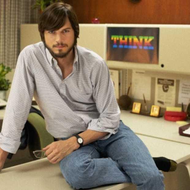 Ashton Kutcher-film jOBS verschijnt in april