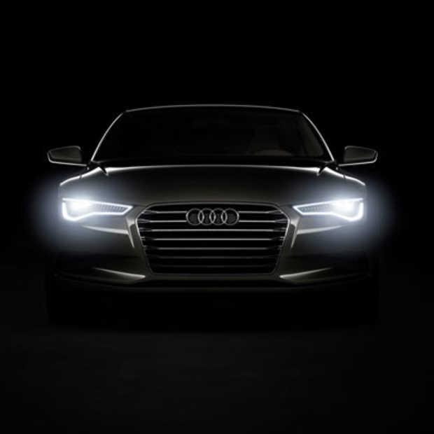 Audi plant de overtreffende trap van de A6, de Audi RS6 Plus