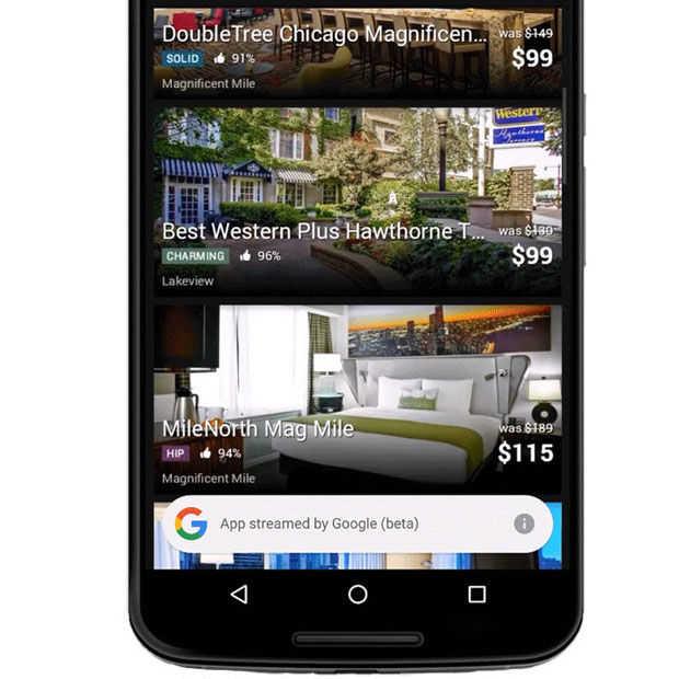 Apps streamen maakt downloaden overbodig