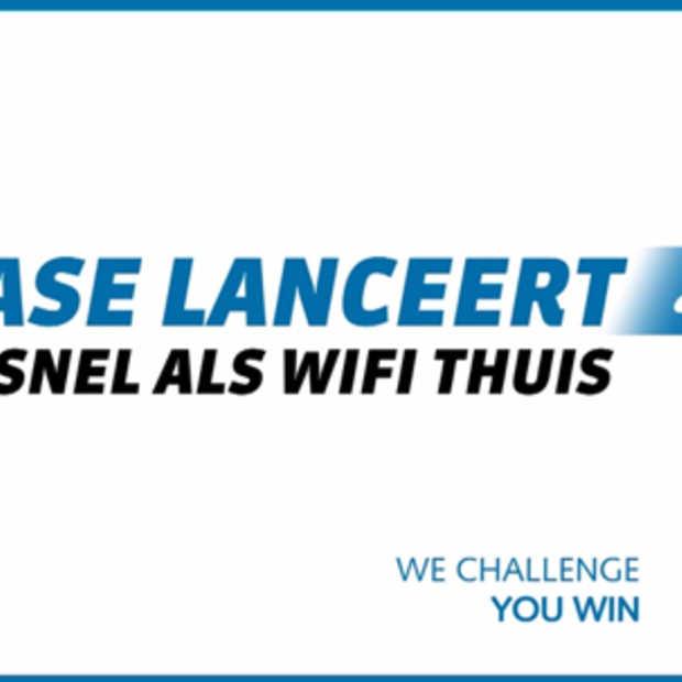 BASE lanceert 4G in België