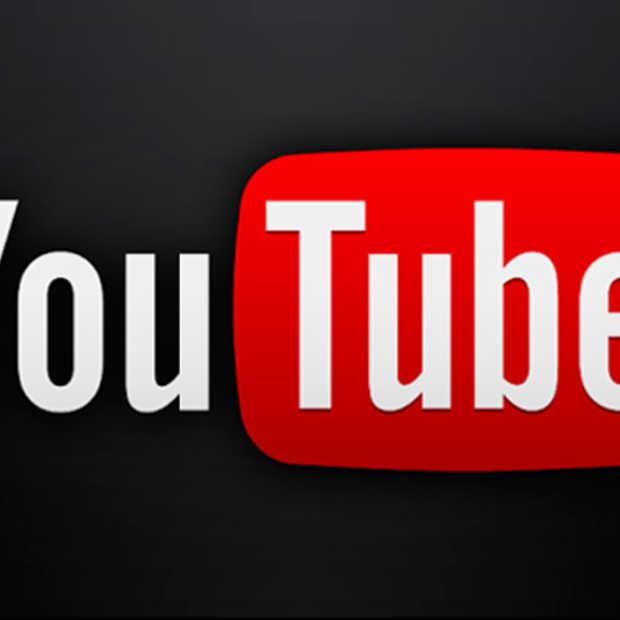 Betaalde abonnementsvorm voor een aantal YouTube kanalen