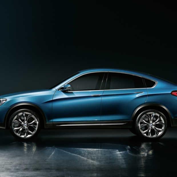 BMW breidt haar gamma uit met de langverwachte BMW X4