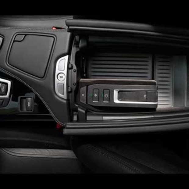 BMW lanceert de in-car 4G hotspot