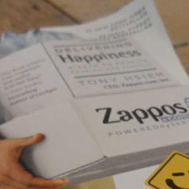 """Boek review: """"Delivering Happiness"""" door Tony Hsieh (Zappos)"""