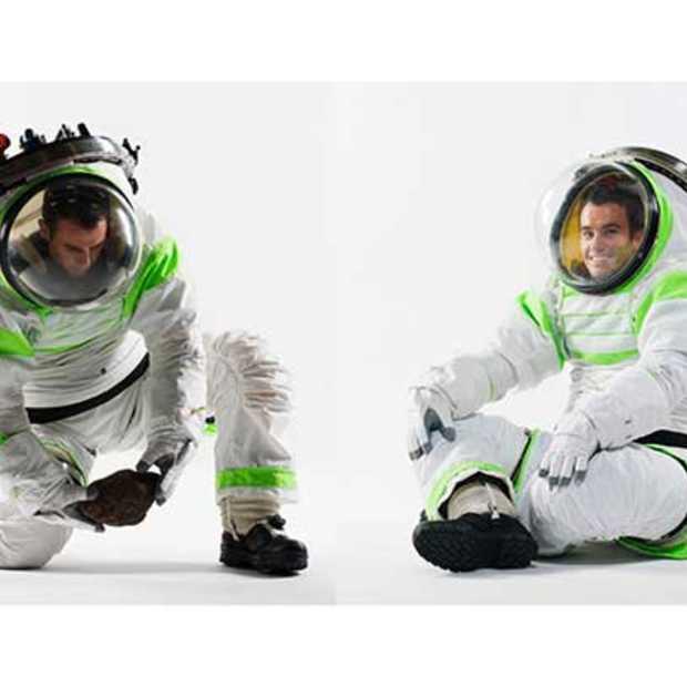 Bouwt NASA een Buzz Lightyear ruimtepak?