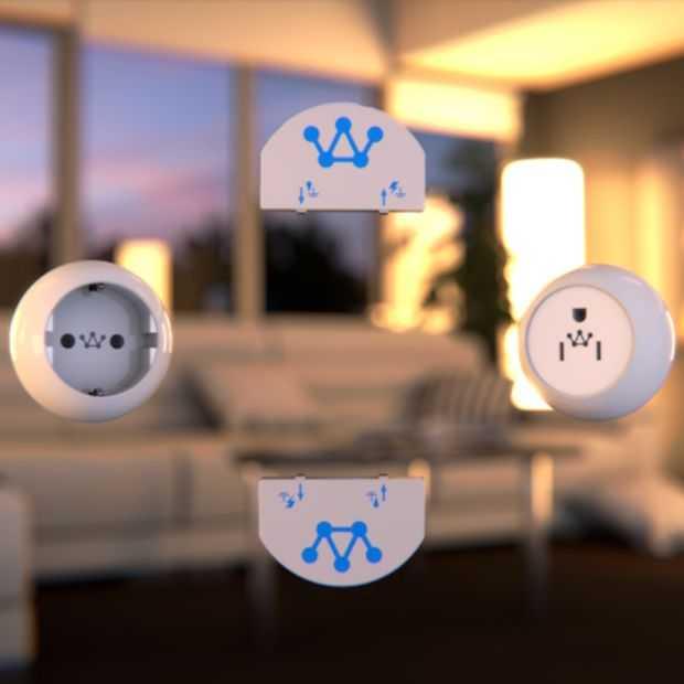 Crownstone: slim stopcontact maakt van jouw huis een smart home