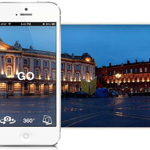 Cycloramic laat je iPhone zelf ronddraaien voor panorama's