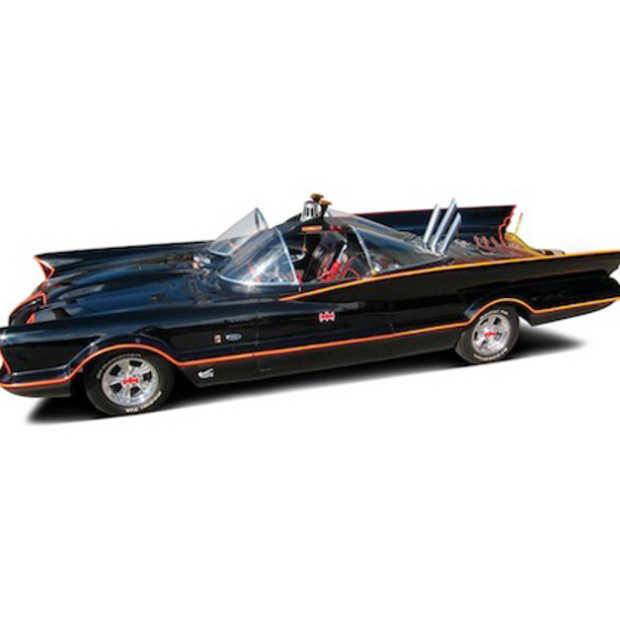 De enige echte originele Batmobile binnenkort Te Koop!