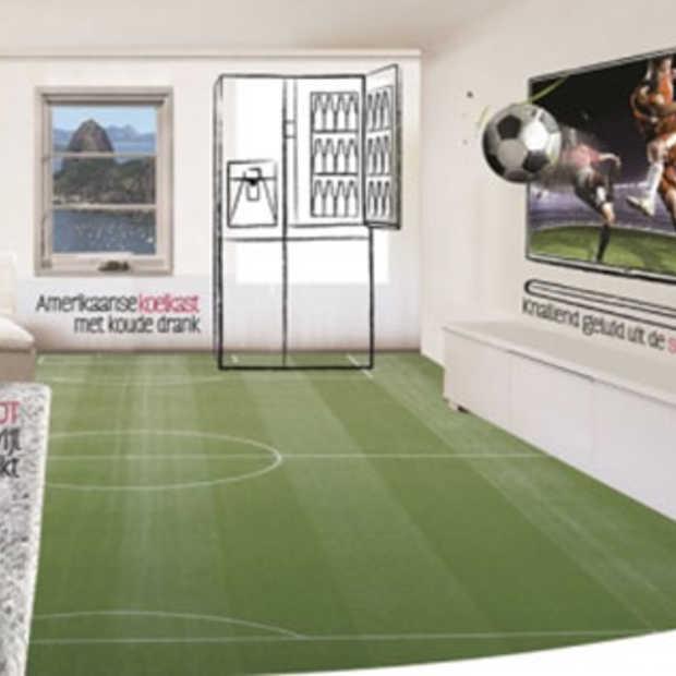 De ideale opstelling voor het WK voetbal bij jou in de huiskamer [Adv]