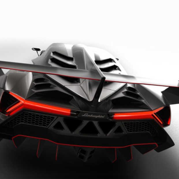 De Lamborghini Veneno in Geneve