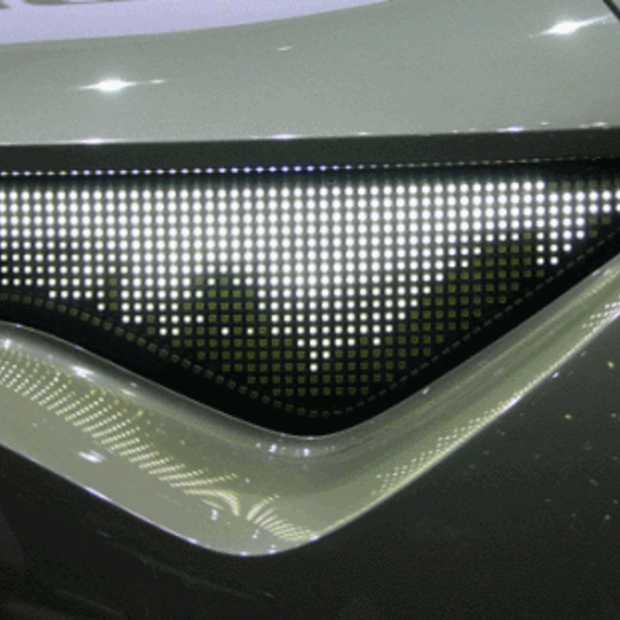 De lichten van de Kia Provo zijn precies GIFs, what's next?